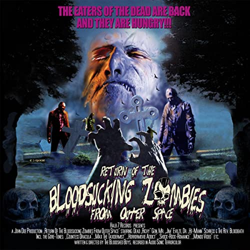 No Rest For The Living Explicit By Bloodsucking Zombies From Outer