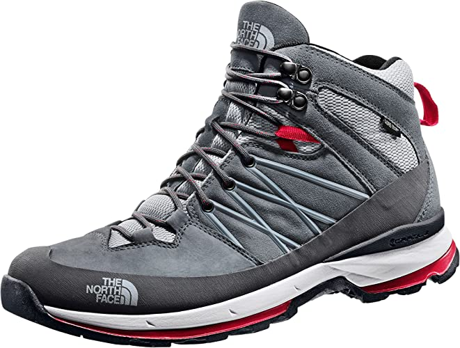 The North Face M Wreck Mid Gtx, Chaussures basses men