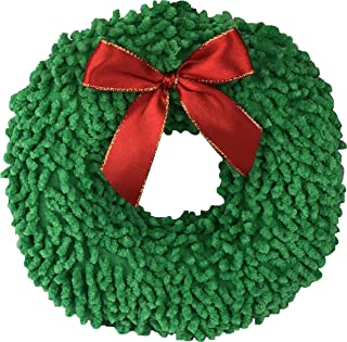 Petlou Holiday Plush Pet Toys for Dogs and Cats with Multi-Squeak and Crinkle in Different Size