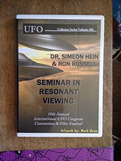 DR. SIMEON HEIN & RON RUSSELL - SEMINAR IN RESONANT VIEWING - ufo collector series vol 466