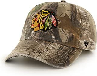 size 40 aeda5 87e78  47 NHL Big Buck Clean Up Camo Adjustable Hat.