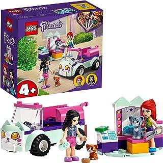 LEGO Friends 41439 Samochód do pielęgnacji kotów; kolekcjonerska zabawka, idealna na prezent z każdej okazji (60 elementów)