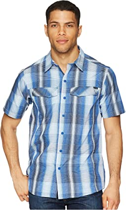 Columbia - Silver Ridge™ Multi Plaid S/S Shirt