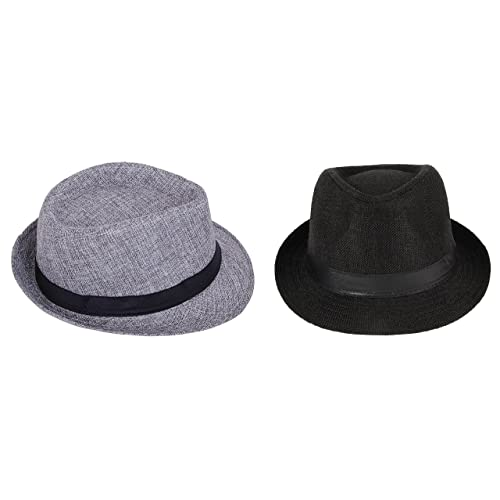 c97ab30b7 Fedora Hat: Buy Fedora Hat Online at Best Prices in India - Amazon.in