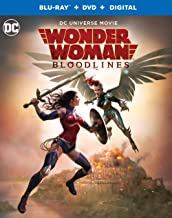 Wonder Woman: Bloodlines (Blu-ray + DVD + Digital)