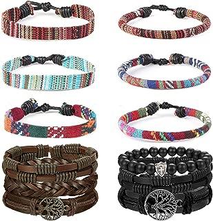 Best leather style bracelets Reviews