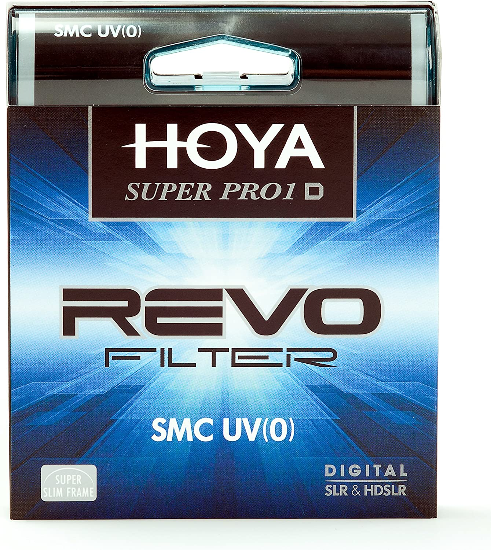 Hoya 77 Mm Revo Smc Uv Filter For Lens Camera Photo