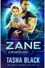 Zane: Alien Adoption Agency #4 Kindle Edition