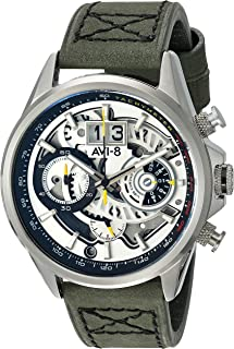 Hawker Harrier II Matador Edition Watch - Silver White/Black