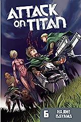 Attack on Titan Vol. 6 (English Edition) eBook Kindle