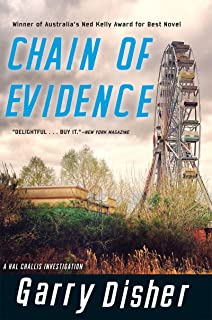 Chain of Evidence (A Hal Challis Investigation)