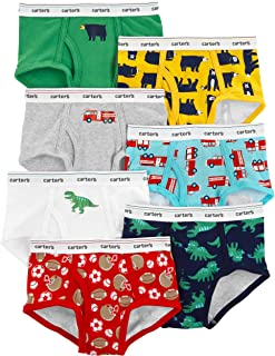 Carter's Boys' Little 7-Pack Underwear