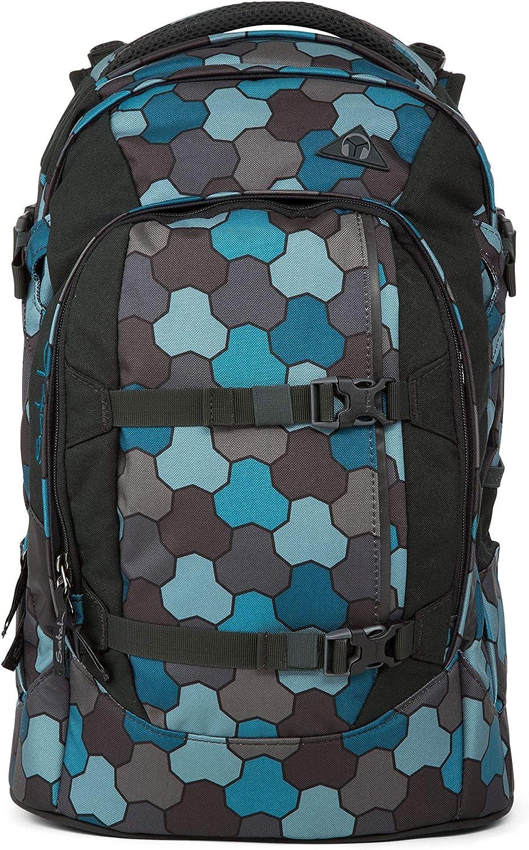 Satch Satch Satch Pack ergonomischer Schulrucksack für Mädchen und Jungen - Ocean Flow B01LZVKC0H | Professionelles Design  6c61c3