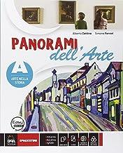 Scaricare Libri Panorami dell'arte. Vol. A-B-C. Per la Scuola media. Con DVD-ROM. Con e-book. Con espansione online PDF