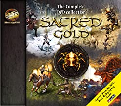 Sacred Gold - The Complete DVD Collection - PC