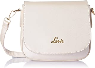 Lavie Jana Women's Sling Bag (Pearl)