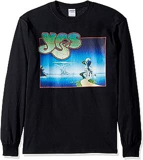تي شيرت بأكمام طويلة مطبوع عليه عبارة Liquid Blue Yes Yessongs Album