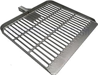 Erretre srl Pelle pour cuire et cuire du pain en aluminium de 56 x 51 cm sans manche professionnel