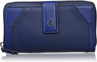 Piquadro Pd1354musr Porte-Monnaie Femme Bleu