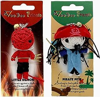Best voodoo friends dolls Reviews