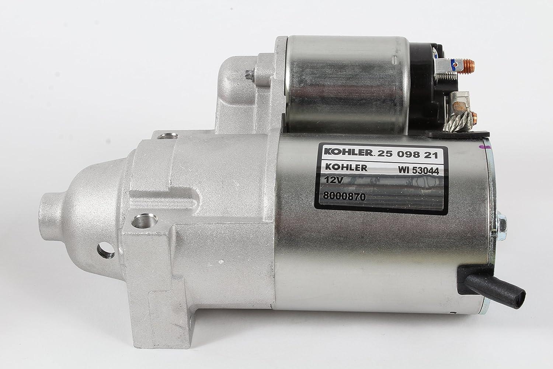 Kohler 25-098-21-S Opening large release sale Popular Lawn Garden Equipment Assemb Engine Starter