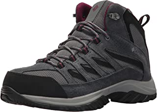 Women's Crestwood Mid Waterproof Hiking Boot, Breathable