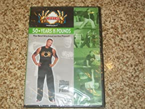 DIAMOND DALLAS PAGE YRG WORKOUT DVD 50 + YEARS OR POUNDS THE BEST WORKOUT ON THE PLANET