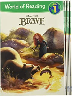 World of Reading: Disney Princess Set