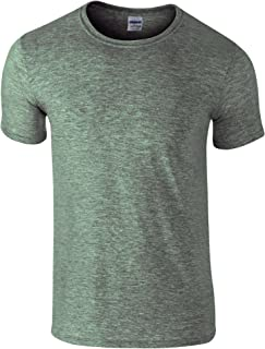 Gildan Men's Softstyle Double-Needle T-Shirt