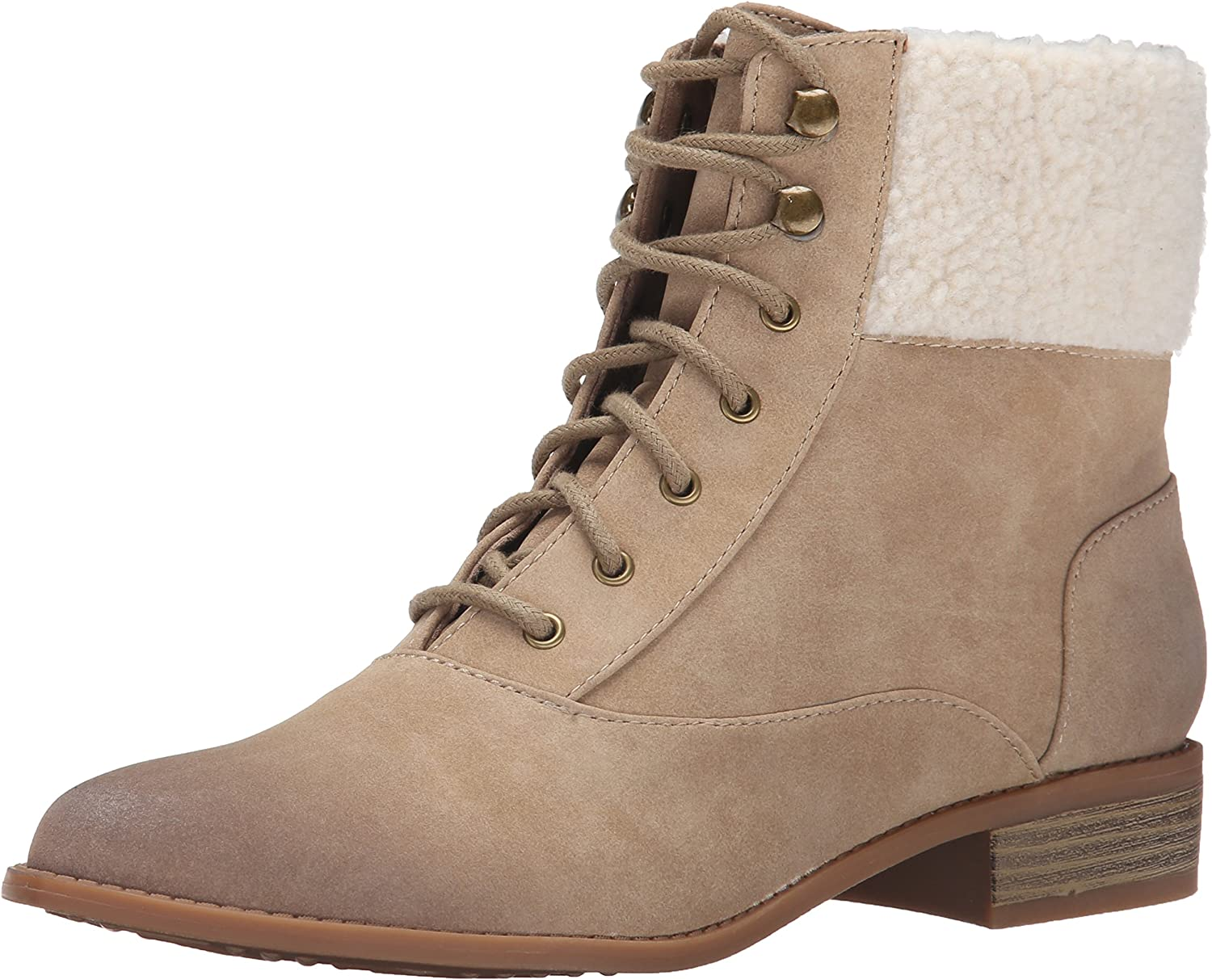 BC Footwear Women's Hood Boot Taupe