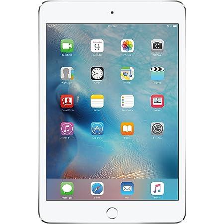 Apple iPad Mini 4 16GB Wi-Fi + Cellular - Plata - Desbloqueado (Reacondicionado)
