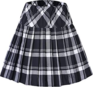 Best black.and yellow checkered skirt Reviews