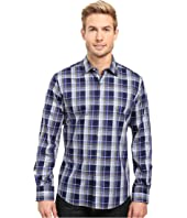 BUGATCHI - Filipo Long Sleeve Woven Shirt