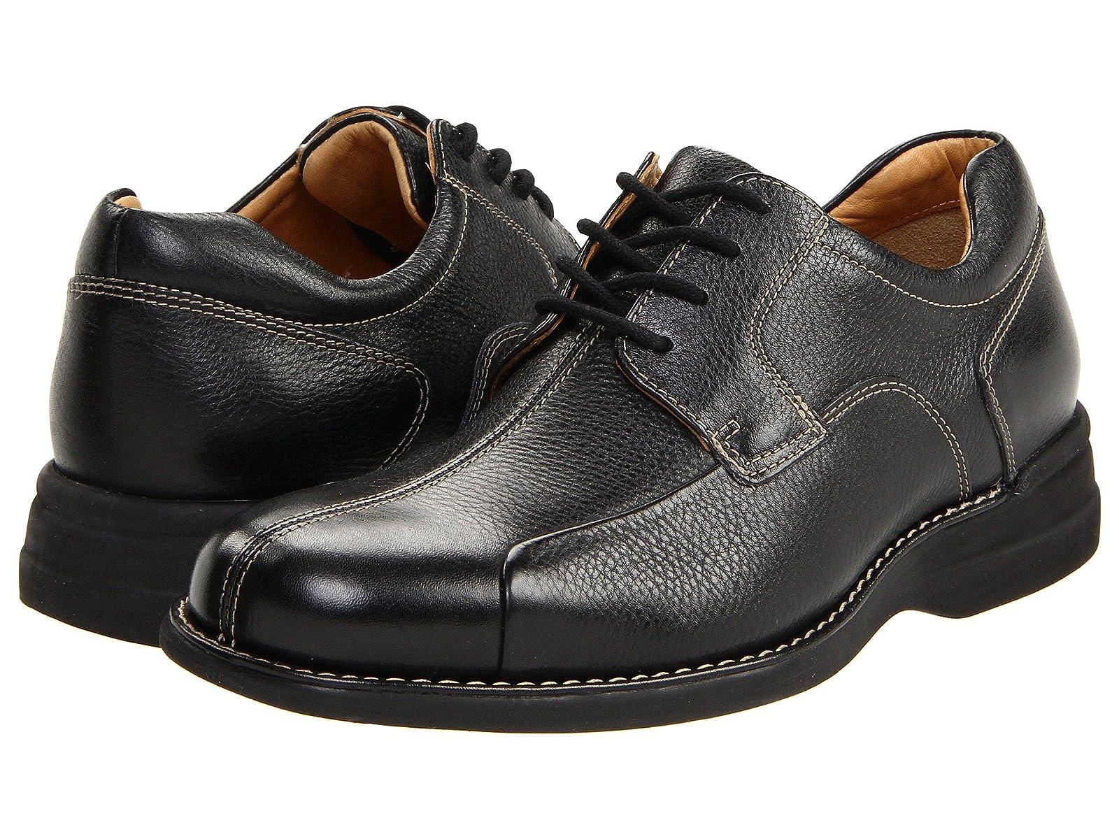 Johnston & Murphy Shuler Causal Dress Bike Toe OxfordAtmospheric grades have affordable shoes