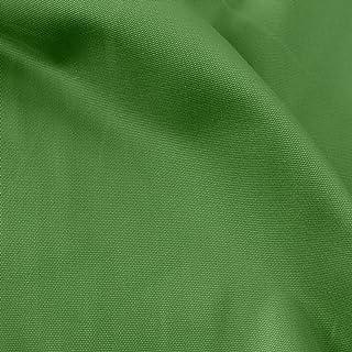 50cm Segeltuch/Zelt-Stoff WASSERDICHT - 205cm breit - 100% Baumwolle Meterware Grün