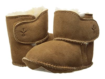 EMU Australia Kids Baby Bootie (Infant) (Chestnut) Kids Shoes