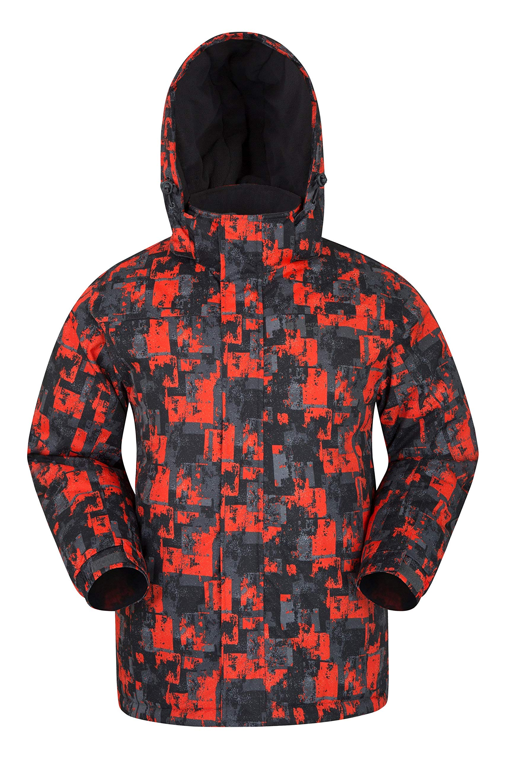 Mountain Warehouse Shadow Printed Jacket