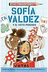Sofía Valdéz y el voto perdido (Spanish Edition) Kindle Edition