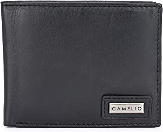 Camelio Black Men's Wallet (CAM-BL-059)