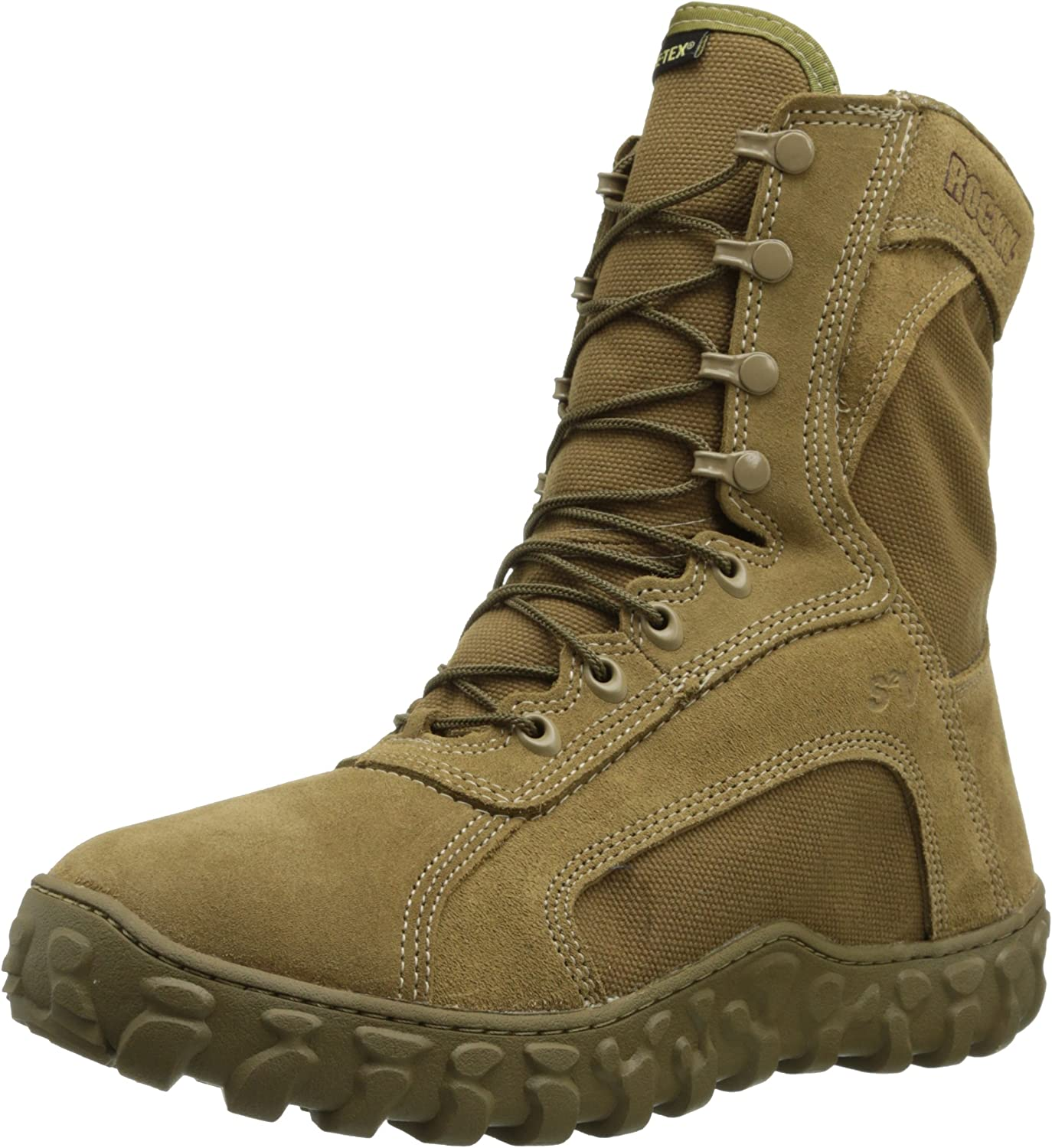 Rocky Men's Fq00104-1 Popular overseas Military and Tactical NEW before selling ☆ Boot