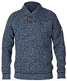 Fjällräven Herren Lada Sweater M Sweatshirt, Dark Navy, M