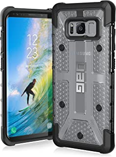 UAG Samsung Galaxy S8 [5.8-Inch Screen] Plasma Feather-Light Rugged [Ice] Military Drop Tested Phone Case