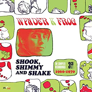 Shook Shimmy & Shake: Complete Recordings 1966-1970