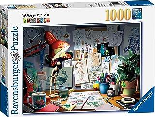Ravensburger 1000P Puz Artists Desk 194322