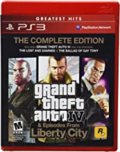 Grand Theft Auto IV - Complete Edition GH - PlayStation 3