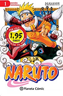 MM Naruto nº 01 1,95: Por sólo 1,95 euros. Empieza tu serie (Manga Manía)