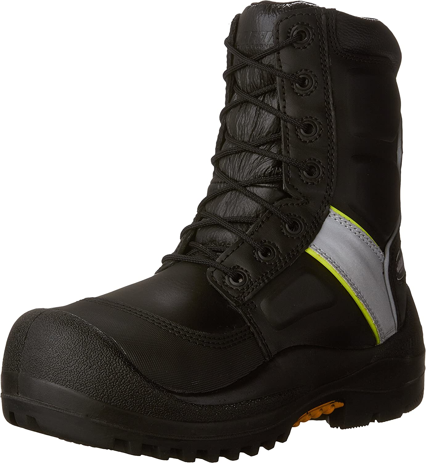 Baffin Mens Premium Worker Hi-Viz (STP)-M Construction Boot