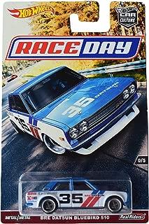 Hot Wheels Car Culture Race Day BRE Datsun Bluebird 510, Blue