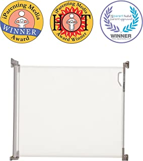 Dreambaby Retractable Gate – L820 – White – 55""