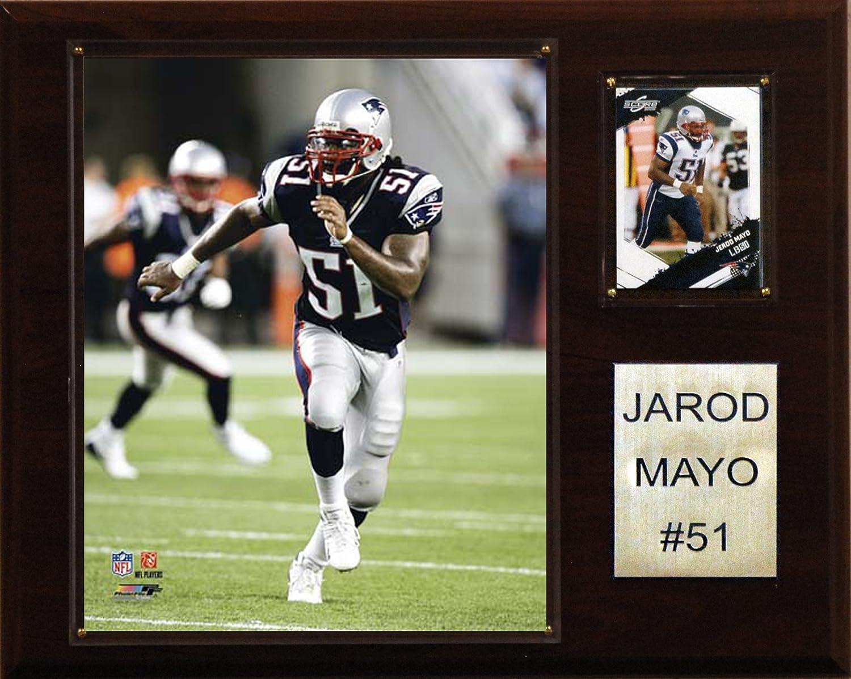 1d6c522a NFL Jerod Mayo New England Patriots Player Plaque natnhj4402 ...